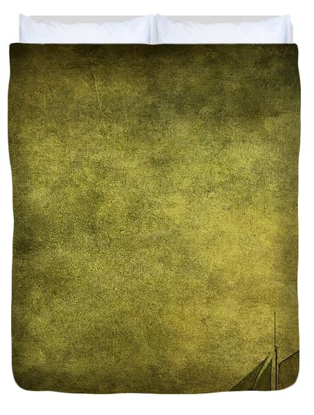 Journey Home Duvet Cover by Andrew Paranavitana