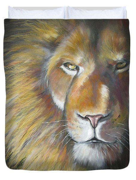 King Duvet Cover by Tamer and Cindy Elsharouni