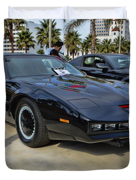 Kitt Duvet Cover by Tommy Anderson