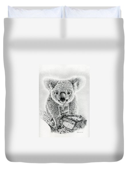 Koala Oxley Twinkles Duvet Cover by Remrov