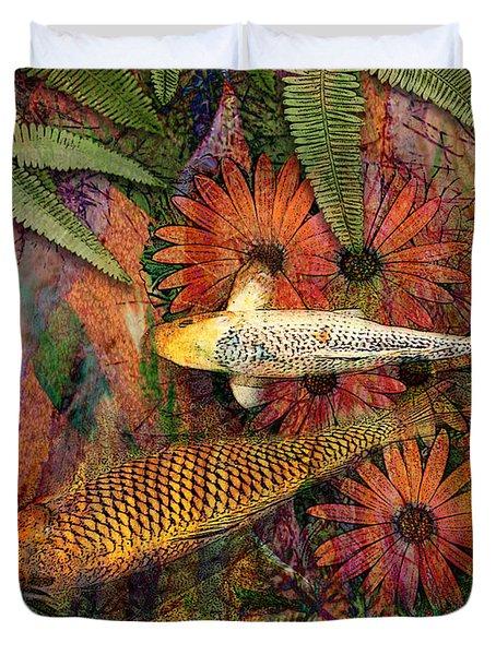 Kona Kurry Duvet Cover by Christopher Beikmann