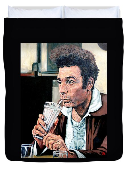 Kramer Duvet Cover by Tom Roderick