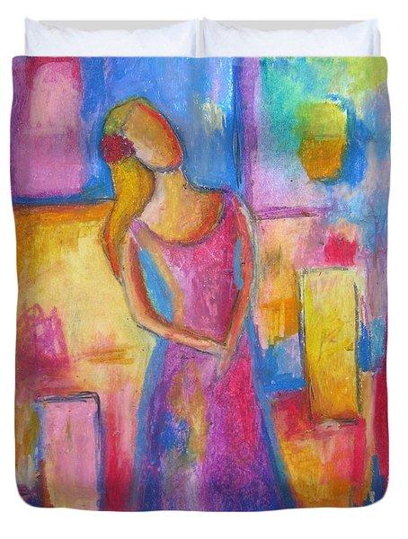 Lady Grace Duvet Cover by Venus