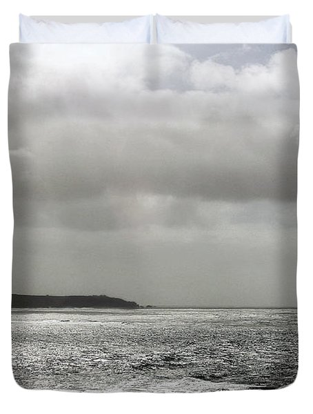 Lands End Duvet Cover by Linsey Williams