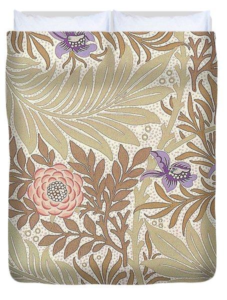 Larkspur Design Duvet Cover by William Morris