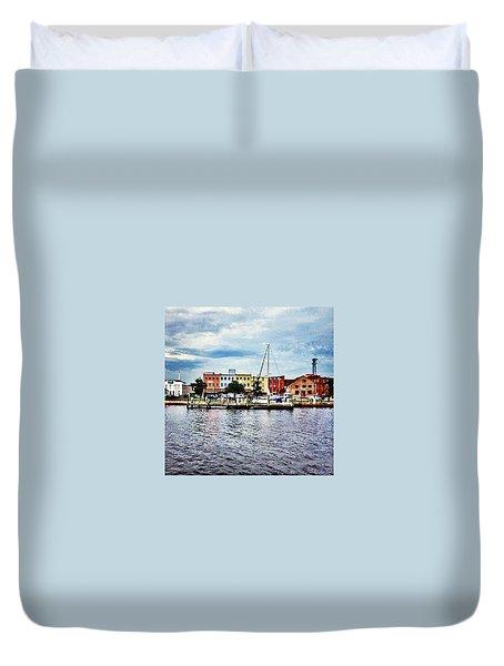 Little Washington Duvet Cover by Joan Meyland