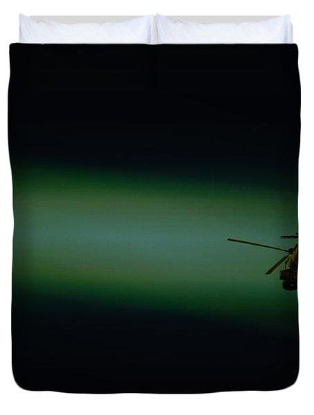 Loner Duvet Cover by Paul Job