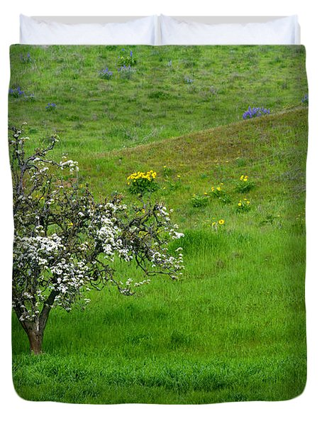 Long Forgotten Duvet Cover by Mike  Dawson