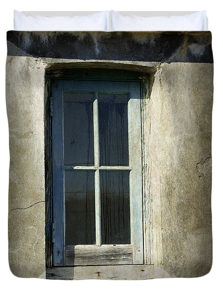Looking Inwards Duvet Cover by Marilyn Wilson