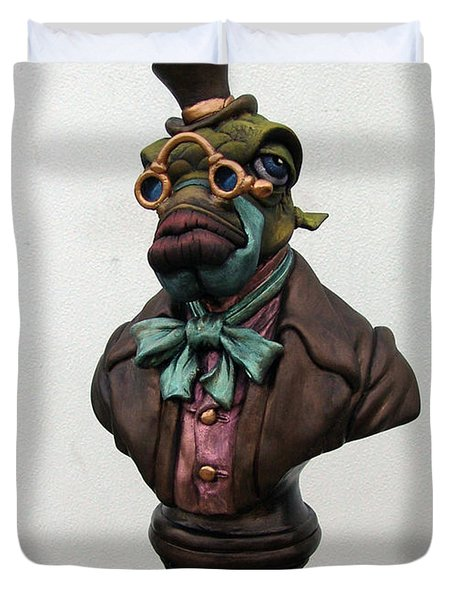 Lord Finn Ribblescale Duvet Cover by Patrick Anthony Pierson