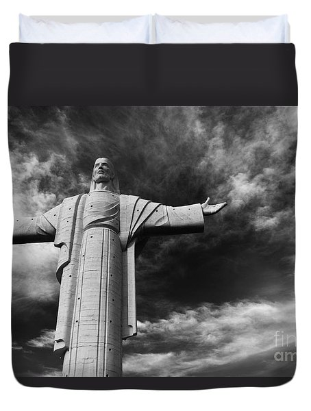 Lord Of The Skies 2 Duvet Cover by James Brunker