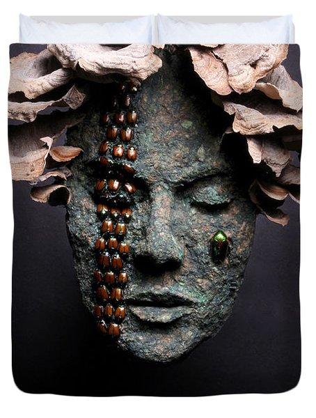 Lorelei Duvet Cover by Adam Long