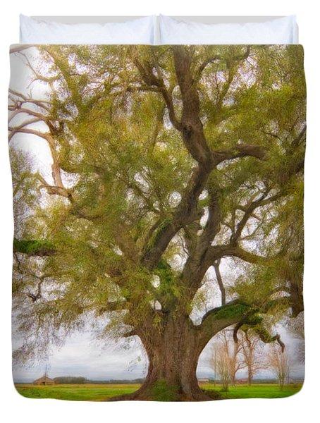 Louisiana Dreamin' Duvet Cover by Steve Harrington