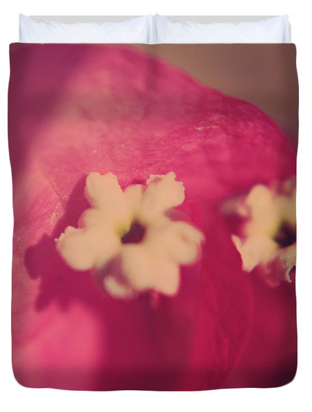 Loved Duvet Cover by Laurie Search