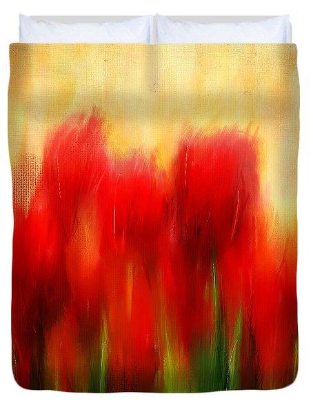 Loving Memories Duvet Cover by Lourry Legarde