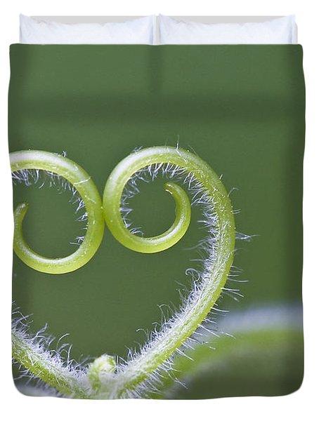 Loving Nature Duvet Cover by Maria Ismanah Schulze-Vorberg