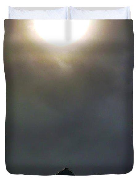 Machu Picchu Peru 3 Duvet Cover by Xueling Zou