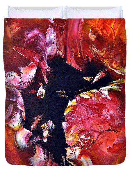 Magic Night Duvet Cover by Isabelle Vobmann