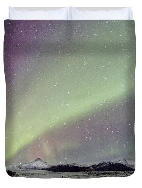 Magical Night Duvet Cover by Evelina Kremsdorf