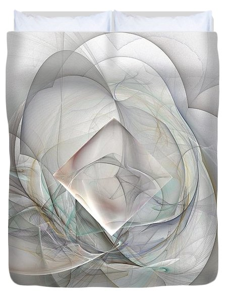 Magnolia Jazz Duvet Cover by Elizabeth McTaggart
