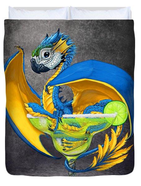 Margarita Dragon Duvet Cover by Stanley Morrison