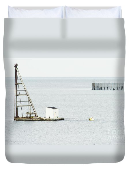 Maritime Dreams... Duvet Cover by Nina Stavlund