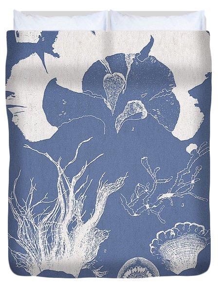 Martensia Elegans Hering Duvet Cover by Aged Pixel