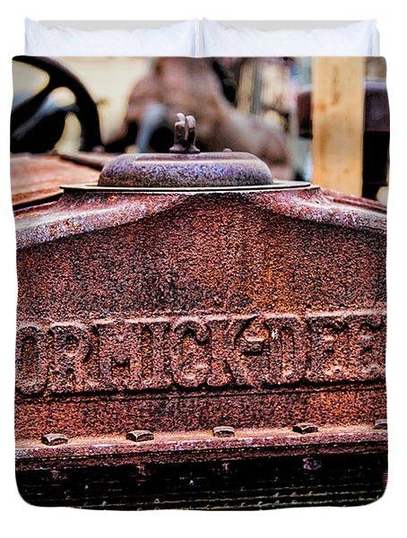 Mccormic Deering Duvet Cover by Jon Burch Photography