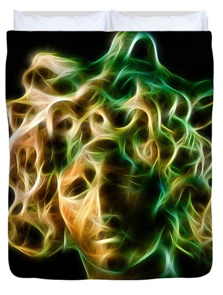 Medusa Duvet Cover by Taylan Soyturk