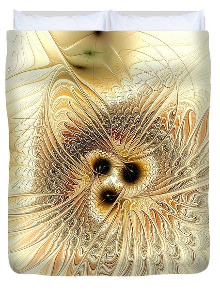 Meld Duvet Cover by Anastasiya Malakhova