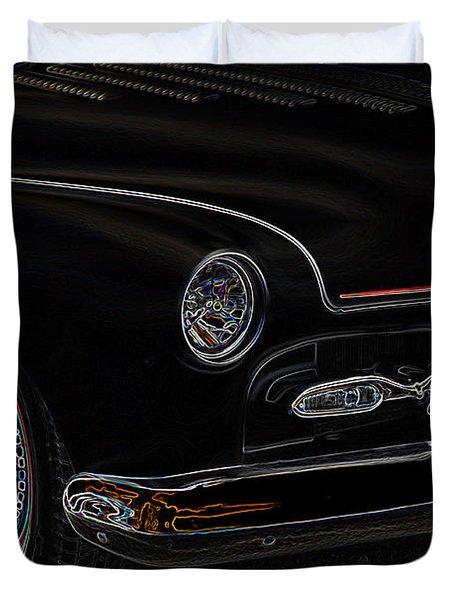 Mercury Glow Duvet Cover by Steve McKinzie