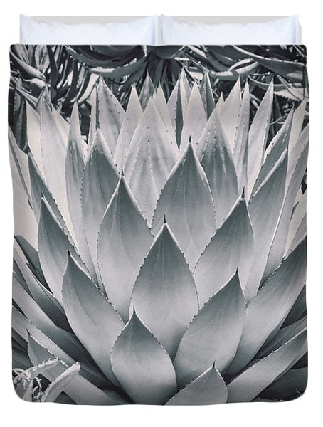 Mescal Agave Duvet Cover by Kelley King