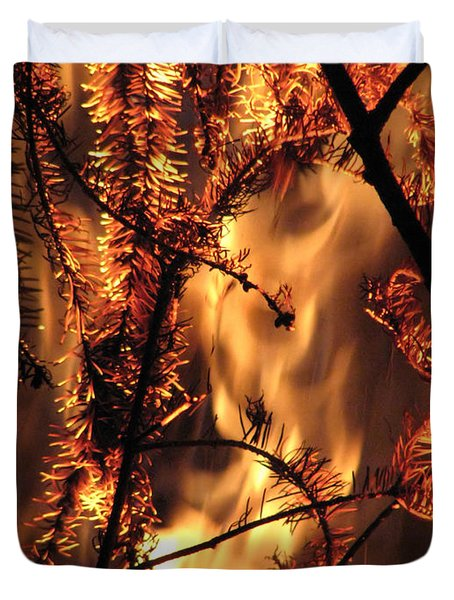 Metamorphosis Duvet Cover by Rory Sagner