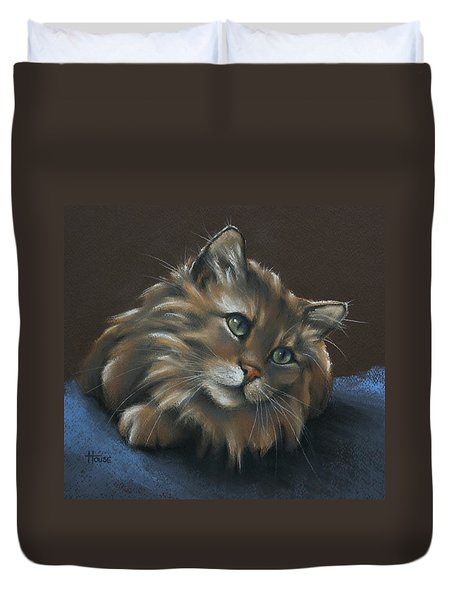 Miko Duvet Cover by Cynthia House