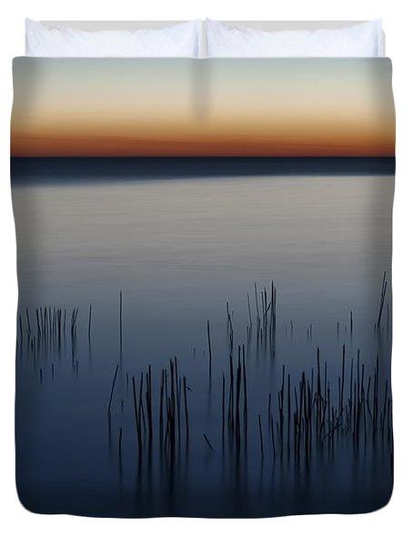 Morning Duvet Cover by Scott Norris