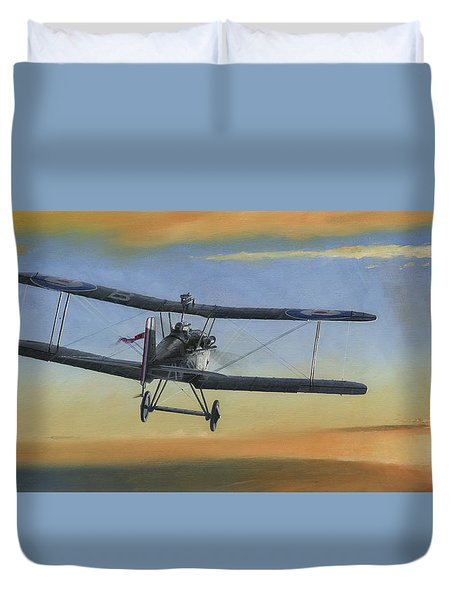 Morning Serenade Duvet Cover by Wade Meyers