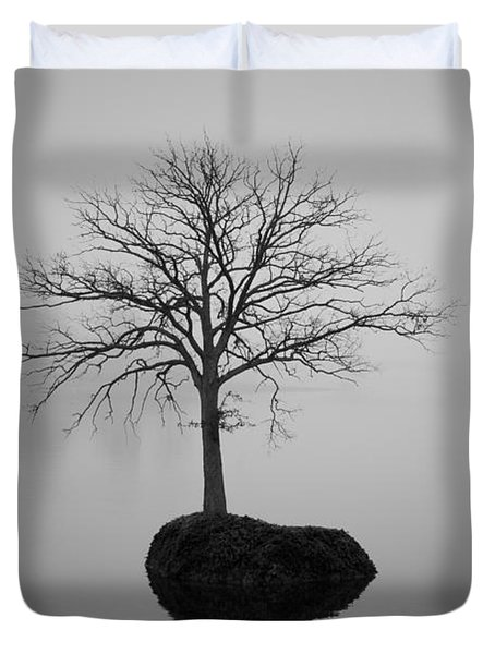 Morning Tranquility Duvet Cover by David Gordon