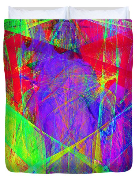 Mother of Exiles 20130618p120 Long Duvet Cover by Wingsdomain Art and Photography
