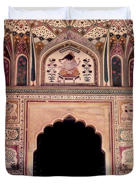 Mughal Art Duvet Cover by Steve Harrington