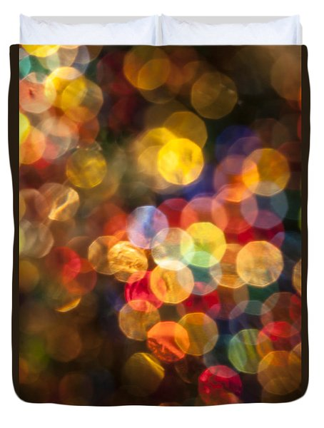 Mulled Wine Duvet Cover by Jan Bickerton
