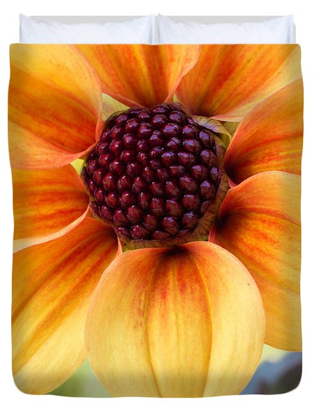 My Sunshine Duvet Cover by Heidi Smith