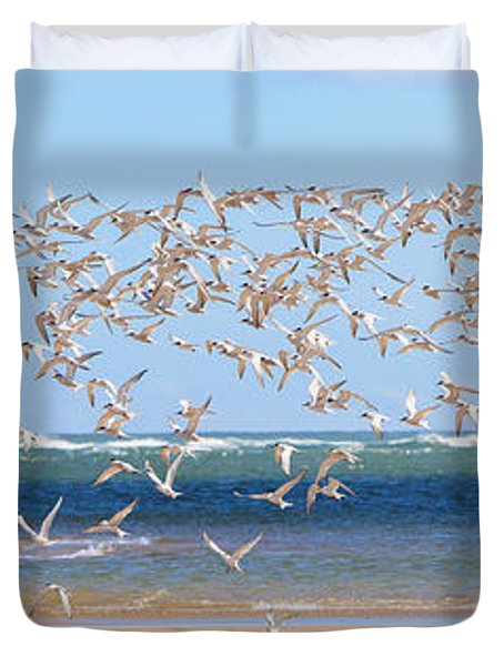 My Tern Duvet Cover by Bill  Wakeley