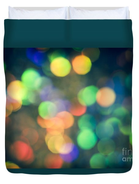 Myriad Duvet Cover by Jan Bickerton