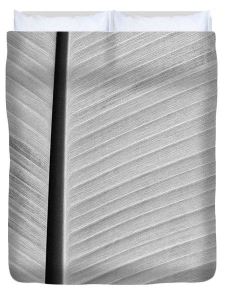 Natural Lines Duvet Cover by Sabrina L Ryan