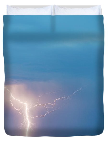 Natures Avenging Spirit  Duvet Cover by James BO  Insogna