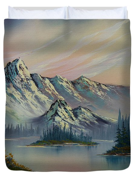Nature's Elegance Duvet Cover by C Steele