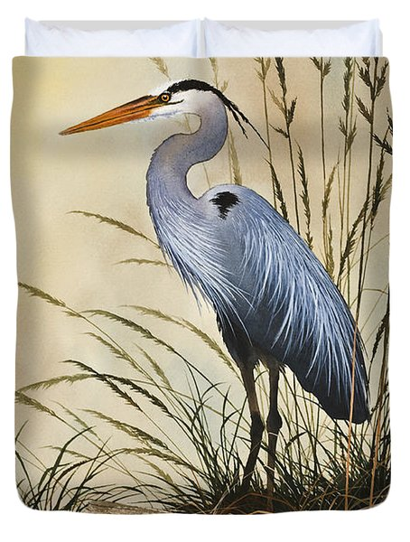 Natures Grace Duvet Cover by James Williamson