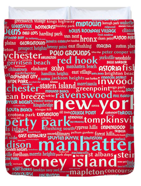 New York 20130709p120 Duvet Cover by Wingsdomain Art and Photography