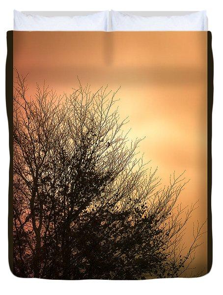 November Memories Duvet Cover by Jan Bickerton