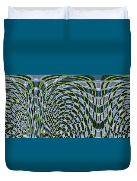 Ocean Dream Duvet Cover by Ben and Raisa Gertsberg
